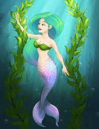 Kelp Dancing